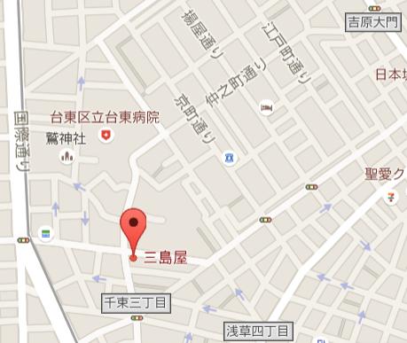 三島屋地図